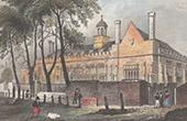Tonbridge School - Kent (Angleterre - Grande-Bretagne - Royaume-Uni)