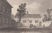 King Edward VI School autrefois Lichfield Grammar School - Lichfield - Staffordshire (Angleterre)