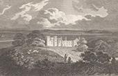 Ashton Hall - Habitation de James Hamilton - Lancashire (Angleterre - Grande-Bretagne - Royaume-Uni)