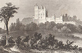 Bolsover Castle - Derbyshire (England - Great Britain - United Kingdom)