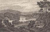 Bellamour House - Mans�o de Oldham Esq. - Staffordshire (Inglaterra - Gr�-Bretanha - Reino Unido)