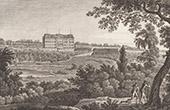 View of Old Castle of Bellevue - Meudon - Hauts-de-Seine (France)