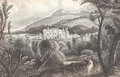 Abbotsford House - Maison de Sir Walter Scott - Melrose (Ecosse - Royaume-Uni)