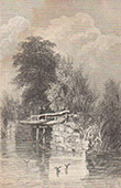 Weir near of Oxford - Oxfordshire (England - Great Britain - United Kingdom)