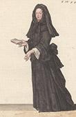 Religiöse Kleidung und Tracht - Kongregation - Filles de Saint Joseph - Filles de la Providence