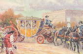 History of the Automobile - XVIIth Century - Carriage