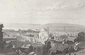 Ansicht von Akkon (Israel)