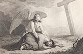 Anjos - Jesus na Monte das Oliveiras