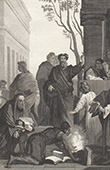 Predigt des Apostels Paulus in Ephesos (Le Sueur)