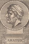 Portr�t von Aratos von Soloi (3. Jahrhundert v. Chr.)