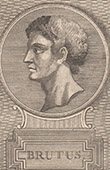 Portrait of Lucius Junius Brutus (6th Century BC)