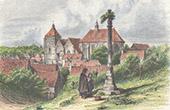 Church of Bueil - Haute-Normandie - Eure (France)