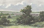Viaducto del R�o Indre - Regi�n del Centro (Francia)