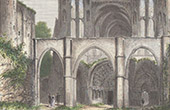 Marmoutier Abbey - Tours - Indre-et-Loire (France)