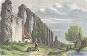 Aqueduto de Luynes - Indre-et-Loire (Fran�a)