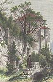 St-Gatien Cave - Marmoutier Abbey - Tours - Indre-et-Loire (France)
