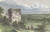 Ruines Romaines - Prieur� de Saint-Venant - Luynes - Indre-et-Loire (France)