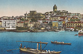 View of Constantinople - Istanbul - Galata - Pera - Karak�y - Bosphorus - Bosporus - Golden Horn (Turkey)