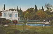 View of Constantinople - Istanbul - Pavilion of Ihlamur Palace - Pavilion (Turkey)