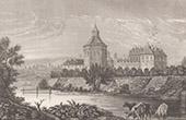 Castelo de Berejany - Ternopil (Ucr�nia)