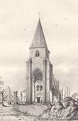 Kirche von Sainte-Sabine - C�te-d'Or (Frankreich)