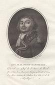 Porträt von Auguste Marie Henri Picot de Dampierre (1756-1793)