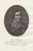 Porträt von Jean-Baptiste Carrier (1756-1794)