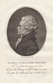 Portr�t von Jacques-Guillaume Thouret (1746-1794)