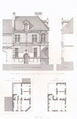 Architect's Drawing - House - Beauvais - Oise