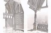 Dibujo de Arquitecto - Suresnes - Casa (D. Darcy)