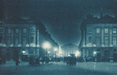 Paris by Night - Rue Royale - La Madeleine