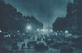 Paris by Night - Rue Royale