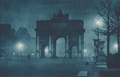 Paris by Night - Arc de Triomphe du Carrousel