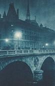 Paris by Night - Seine - La Conciergerie - Île de la Cité