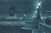 Paris by Night - Seine - Pont Neuf - Île de la Cité