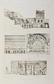 Teatro antiguo de Orange - Roma Antiga - Monumento Histórico (Vaucluse - França)