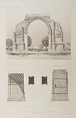 Arc Romain de Glanum - Rome Antique - Saint-Rémy-de-Provence (Bouches-du-Rhône - France)
