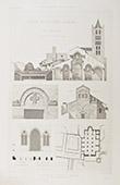 Church and Cloister in Arles-sur-Tech (Pyrénées-Orientales - France)