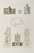 Ramparts of Carcassonne - Cité de Carcassonne ( Aude - France)