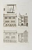 City Hall of Cordes-sur-Ciel (Tarn - France)
