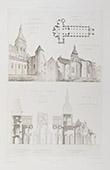 Church of Chambon-sur-Voueize - Limousin - Creuse (France)
