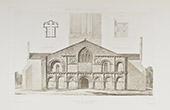 Church of Surgères - Poitou-Charentes - Charente-Maritime (France)