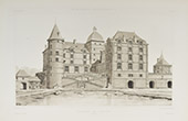 Castle of Vizille - Rh�ne-Alpes - Is�re (France)
