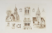 Eglise de Tracy-le-Val - Eglise de Saint-Vaast-de-Longmont - Picardie - Oise (France)