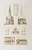 Eglise Notre-Dame de Puiseaux - Centre-Val de Loire - Loiret (France)
