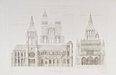 Church Notre-Dame of Dijon - Burgundy - C�te d'Or (France)