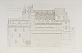 Castle - Château d'Amboise - Centre-Val de Loire - Indre-et-Loire (France)