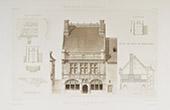 City Hall of Beaugency - Centre-Val de Loire - Loiret (France)