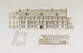 Palais Granvelle de Besan�on - Franche-Comt� - Doubs (France)