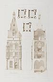 City Hall - Le Beffroi - Dreux - Centre-Val de Loire - Eure-et-Loir (France)